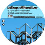 LEDEEP - Filtered Luv (Front Cover)