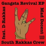SOUTH RAKKAS CREW - Gangsta Revival (Front Cover)