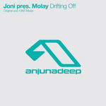 JONI presents MOLAY - Drifting Off (Front Cover)