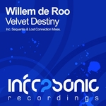 WILLEM DE ROO - Velvet Destiny (Front Cover)