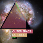 VARIOUS - Outer Space Nu Disco 5 (Front Cover)