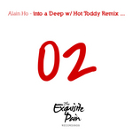 ALAIN HO - Into A Deep (Front Cover)
