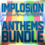 VARIOUS - Implosion Anthems Vol 01 (Front Cover)