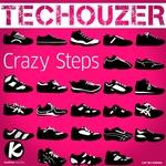 TECHOUZER - Crazy Steps (Front Cover)