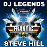 VARIOUS - Frantic DJ Legends: Mixed By Steve Hill (Front Cover)