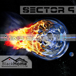 SECTOR 9 - Mind Blast (Front Cover)