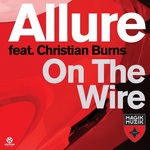 ALLURE feat CHRISTIAN BURNS - On The Wire (Front Cover)