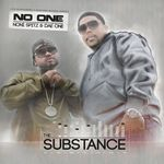 NONI SPITZ & DAE ONE - The Substance (Front Cover)