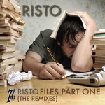 RISTO - Risto Files: Part One (The remixes) (Front Cover)