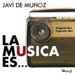 DE MUNOZ, Javi - La Musica Es (Front Cover)