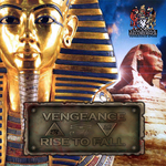 DJ VENGEANCE - Rise To Fall EP (Front Cover)