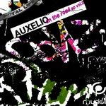 AUXELIO - On The Road Vol 2 (Front Cover)