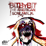 BITBYBIT - The American Scream LP (Front Cover)