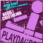 RIVAS, Jason feat MISS LYNTTY & BABILON DJ - Agua Cristalina (Front Cover)
