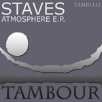 STAVES - Atmosphere EP (Front Cover)