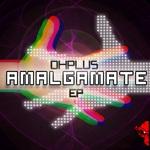 OHPLUS - Amalgamate EP (Front Cover)
