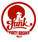 CEZ14/MYNIEMO/STEREO BEATZ/WARSON - Party Breaks Vol 6 (Front Cover)
