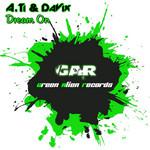 A TI & DAVIX - Dream On (Front Cover)