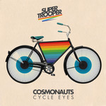 COSMONAUTS - Cycle Eyes (Front Cover)
