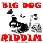 VARIOUS - Big Dog Riddim (Front Cover)