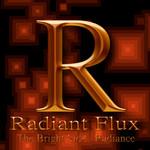 RADIANT FLUX - Flux EP (Front Cover)