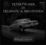 LUNATIC & MISS HYSTERIA/PARTYRAIER - Nitromethane (Front Cover)