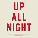 ALEX CLARE - Up All Night (Remixes) (Front Cover)