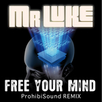 MR LUKE - Free Your Mind (Front Cover)