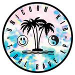 UNICORN KID - Tidal Rave EP (Front Cover)