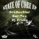 BREDASBLAR & COR TEX - State Of Core (Front Cover)