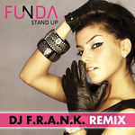 FUNDA - Stand Up (DJ FRANK remixes) (Front Cover)