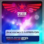 ANDROID & M PRAVDA - Spartek Tech House EP (Front Cover)