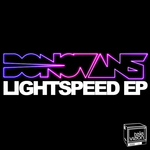 DONOVANS - Lightspeed EP (Front Cover)