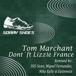 MARCHANT, Tom feat LIZZIE FRANCE - Don't (Front Cover)