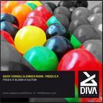 CONSOLI, Giusy & ENRICO RUINI - Freek + Bloom + Guitar (Front Cover)