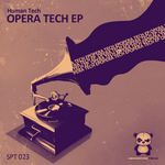 HUMAN TECH - Opera Tech (Front Cover)