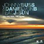 BUSS, Johnny & DANIEL VON B feat J SUN - Do You Feel The Same (Front Cover)