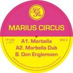 CIRCUS, Marius - Marbella (Front Cover)