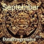 DAMPROGRESSIVE - September (Front Cover)