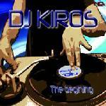 DJ KIROS - The begining (Front Cover)