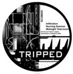 TRIPPED - Rebelscum Records #29 (Front Cover)
