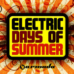 VARIOUS - Electric Days Of Summer (Front Cover)