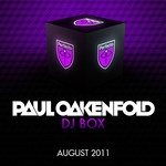 OAKENFOLD, Paul/VARIOUS - DJ Box: August 2011 (Front Cover)