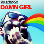BAROCCO, Gigi feat WHISKEY PETE - Damn Girl (Front Cover)