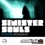 SINISTER SOULS - Ascension EP (Front Cover)