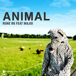RUNE RK feat MAJID - Animal (Front Cover)