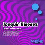 JIMENEZ, Joaquin - Real (remixes) (Front Cover)