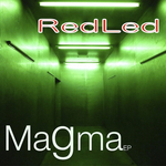 REDLED - Magma EP (Front Cover)