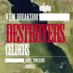 DESTROYERS - Celders (Front Cover)