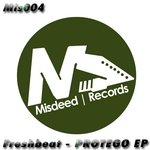FRESHBEAT - Protego EP (Front Cover)